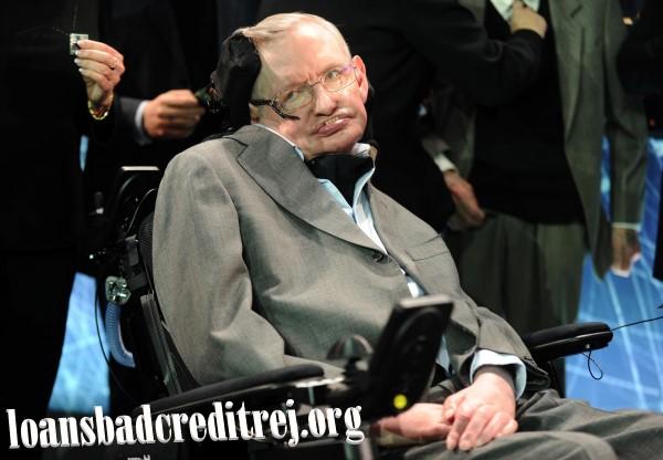 Biografi Stephen William Hawking